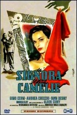 A Dama sem Camélias - Michelangelo Antonioni