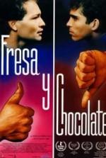 Morango e Chocolate 1994 - Tema Homossexualidade