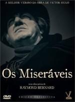 OS MISERÁVEIS (1934)- 3 Dvds- RARIDADE