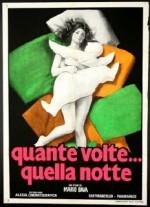 Quatro Vezes Aquela Noite (1971)