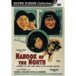 Nanook, O Esquimó - raridade (Primeiro documentário de longa-metragem e marco na história do gêner)