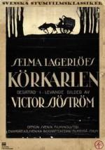 A CARRUAGEM FANTASMA (1921) - RARIDADE!