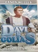 David e Golias - Orson Wells - Raro