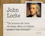 Locke - Filósofos e a Educação
