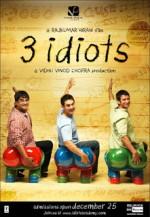 3 Idiotas (3 Idiots) – Índia (2009)