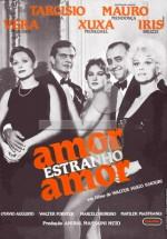 Amor Estranho Amor 1982 - RARÍSSIMO