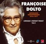 FRANÇOISE DOLTO 3 dvds
