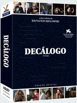 Decálogo - RARISSÍMO - Obra Prima 4 DVDS