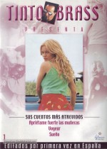 Tinto Brass Apresenta - 1999 - 2 DVDS 12 Episódios - Raridade