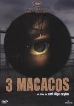 Os 3 Macacos - RARO