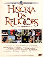 História da Religiões (3 DVDs)