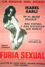 Desnuda en la arena - Fúria Sexual (1969)