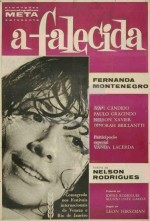 A Falecida 1965 = RARIDADE !! Baseado em Nelson Rodrigues