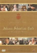 Minissérie - Johann Sebastian Bach - O Mestre da Música - 1985 - 2 DVD- 4 Episódios - RARISSIMO