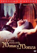 A Verdadeira História da Monja de Monza (1980) - Cutl p Maiores- RARO