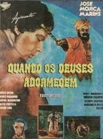 QUANDO OS DEUSES ADORMECEM 1972- Raro