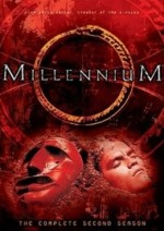 Millennium 2ª Temporada - 22 Episódios 6 Dvds