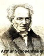Schopenhauer - O Mundo como Representação e Vontade-