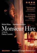 MONSIEUR HIRE- Um Homem Meio Esquisito