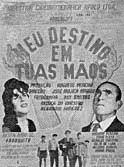 MEU DESTINO EM TUAS MÃOS - 1963 - RARIDADE