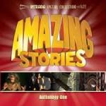 Amazing Stories - 24 Episódios - 1 temporada 6 DVDS