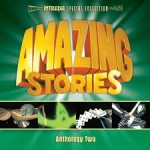 Amazing Stories - 2ª TEMPORADA -21 Episódios - 5 DVDs