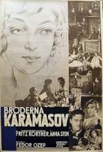 O Assassino Dimitri Karamázov (1931) - RARIDADE