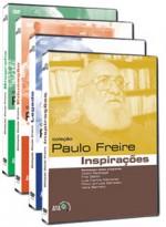 Coleção Paulo Freire 5 DVDS