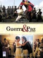 Guerra e Paz - 2007- 4 Dvds - Robert Dornhelm