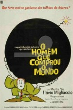O Homem Que Comprou o Mundo  1968 - RARIDADE