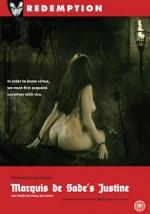 Marquês de Sade : Justine (1969) - RARÍSSIMO