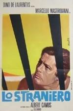O Estrangeiro (1967)- Baseado - Albert Camus - RARIDADE !