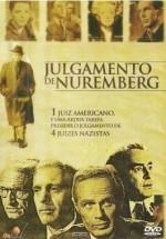 O JULGAMENTO EM NUREMBERG - 1961 - DUPLO