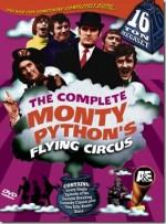Monty Python´s Flying Circus Série Completa 5 DVDS - 45 EPISÓDIOS- LEGENDADOS