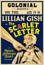 A Letra Escarlate 1926