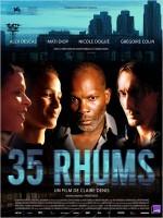 35 Doses de Rum (35 Rhums), de Claire Denis (França, 2008)