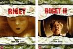 O REINO I,II,III,IV- Lars Von Trier- 8 Episódios 4 DVDS- RARIDADE