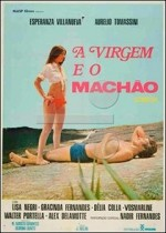 A VIRGEM E O MACHÃO - RARIDADE